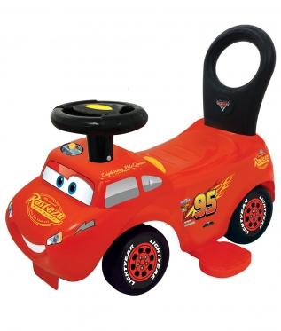 """Mašinėlė - paspirtukas """"Žaibas Makvynas"""""""