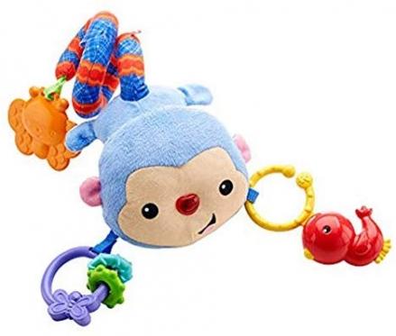"""""""Fisher Price"""" pakabinamas žaisliukas """"Beždžionėlė"""""""
