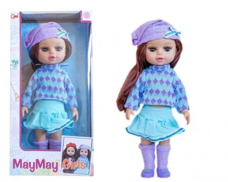 """Žaislas """"Lėlė su suknele"""", 33 cm"""