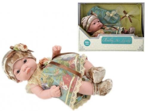"""Žaislas """"Lėlė su suknele"""", 28 cm"""