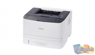 Canon i-SENSYS LBP6310dn + 12 mėn. garantija