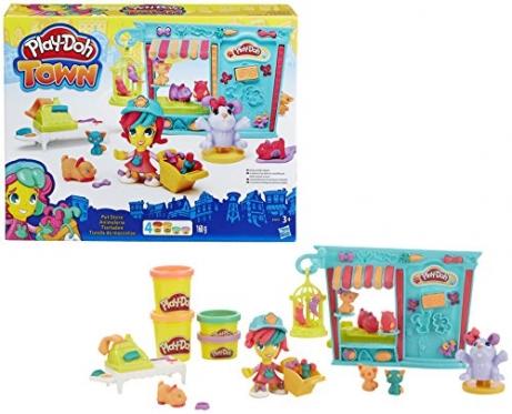 """""""Hasbro"""" rinkinys """"Play-Doh Gyvūnėlių parduotuvė"""""""