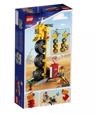 Konstruktorius Lego Movie 2 70823 Emmets Thricycle