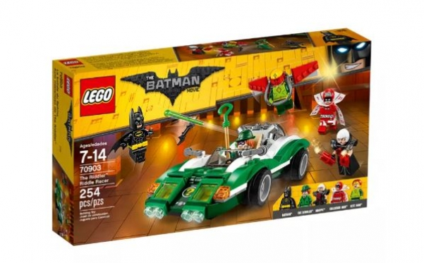 Konstruktorius Lego Batman 70903 The Riddler Riddle Racer
