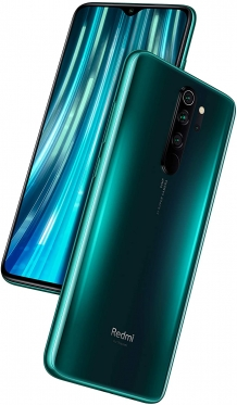 Mobilusis telefonas Xiaomi Redmi Note 8 Pro Dual 6+128GB forest green