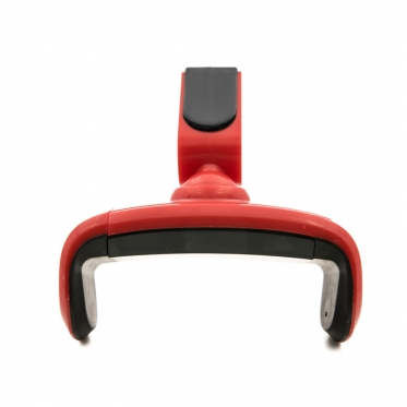 Telefono laikiklis Tellur Car Air vent mount, 360 degree ,clip=5.3-8 cm, red