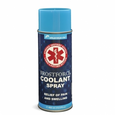 Šaldantis purškalas FROSTFORCE™ Coolant Spray/ 400ml