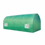Lengvai sumontuojamas funkcionalaus dizaino šiltnamis 450 x 200 x 200 cm