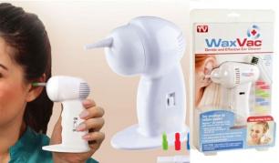 Elektrinis ausų valymo prietaisas