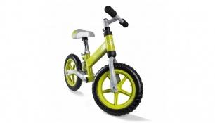 """Balansinis dviratukas """"Kinderkraft Evo"""" žalias"""