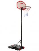 Mobilus, lengvai surenkamas krepšinio stovas