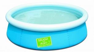 """Pripučiamas vaikiškas baseinas """"Bestway 57241B"""" mėlynas"""