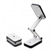 24 LED lempučių sulankstomas nedidelis šviestuvas