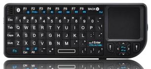 MINI belaidė klaviatūra su bluetooth