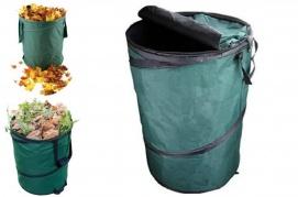 Sulankstomas kompostavimo krepšys 120L