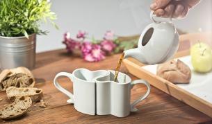 Balti įsimylėjelių puodeliai