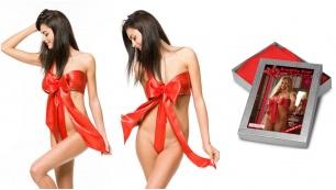 Padarykite tobulą dovaną savo vyrui! Seksualus kaspinas!
