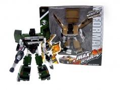 Žaislas robotas - transformeris