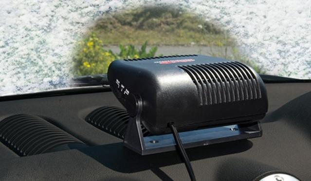 Обогреватель в машину видео